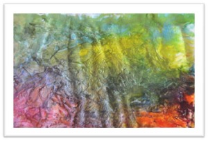 Reef in frame