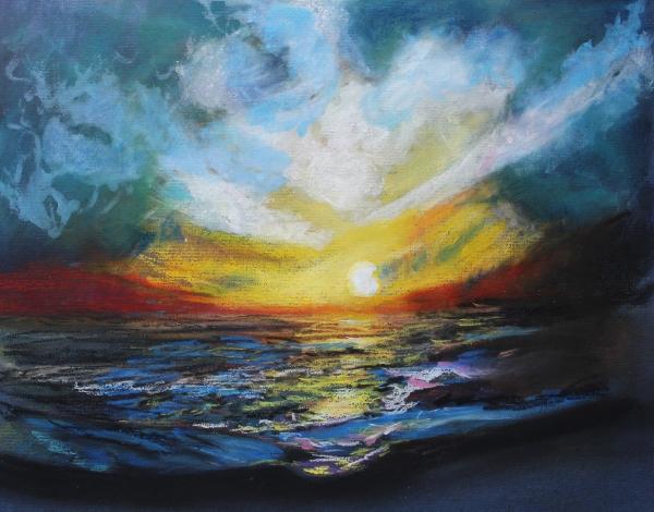 Seascape and Sunglow 202K
